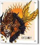 Kativory Acrylic Print
