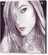 Katrina Acrylic Print