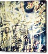 Katz Eye Acrylic Print