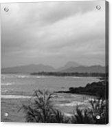 Kauai Coconut Coast Acrylic Print