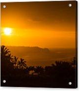 Kauai North Shore Acrylic Print