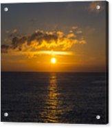 Kauai Sunset 4 Acrylic Print