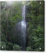 Kauai Waterfall Acrylic Print