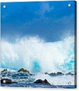 Kauai Waves Acrylic Print
