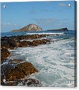 Kaupo Beach Acrylic Print