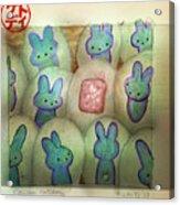 Kawaii Hatchery Acrylic Print