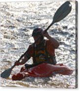 Kayak 2 Acrylic Print
