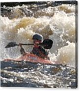 Kayak 6 Acrylic Print