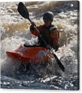 Kayak 7 Acrylic Print