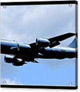 Kc-135r Stratotanker Poster Acrylic Print