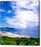 Kealia Beach Acrylic Print