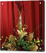 Keawalai Still Life Tropical Flowers Acrylic Print