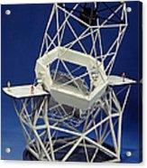 Keck Observatorys Ten Meter Telescope Acrylic Print