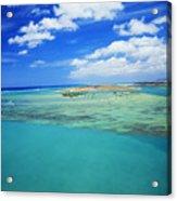 Keehi Lagoon Acrylic Print