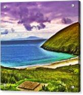 Keem Bay - Ireland Acrylic Print