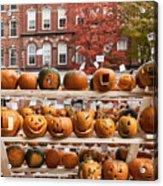 Keene Pumpkin Festival Acrylic Print