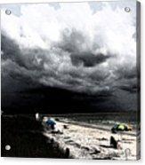 Keep A Weather Eye Acrylic Print