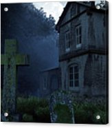 Keepers Of The Manor  Acrylic Print
