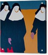 Keepers Of Their Faith Acrylic Print