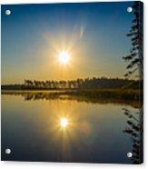 Kejimkujik Dawn Acrylic Print