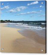 Kekaha Beach Acrylic Print