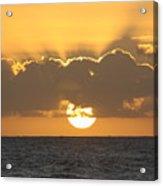 Kekaha Sunset Acrylic Print