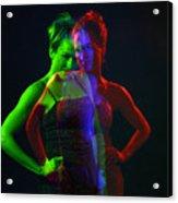 Kelliergb-1 Acrylic Print