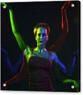 Kelliergb-10 Acrylic Print