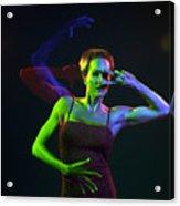 Kelliergb-12 Acrylic Print