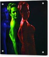 Kelliergb-13 Acrylic Print