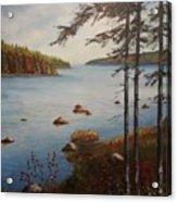 Kellys Mountain Acrylic Print