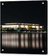 Kennedy Center Acrylic Print