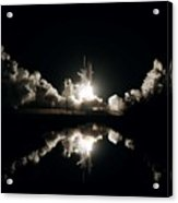 Kennedy Space Center, United States By Nasa Acrylic Print