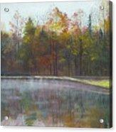 Kennison Pond  Acrylic Print