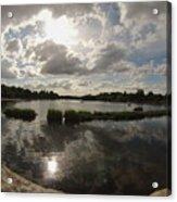 Kensington Clouds Acrylic Print