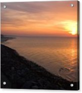 Kentish Sunset Acrylic Print