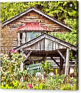 Kentucky Country Acrylic Print
