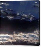 Kentucky Sunset Acrylic Print