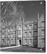 Kenyon College Bexley Hall Acrylic Print by University Icons