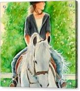 Kenzie Acrylic Print