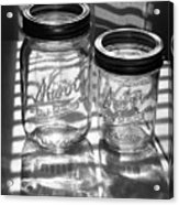 Kerr Jars Acrylic Print