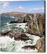 Kerry Cliffs Acrylic Print