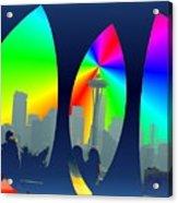Kerry Needle 3 Acrylic Print