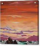 Kerry Sunset Acrylic Print
