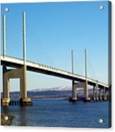 Kessock Bridge Inverness 2 Acrylic Print