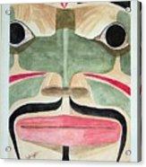 Ketchikan Native Acrylic Print