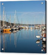 Kettering Harbour Acrylic Print