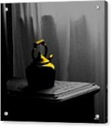 Kettle In Isolation Acrylic Print