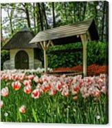 Keukenhof Gardens Acrylic Print