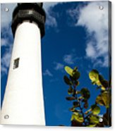 Key Biscayne Lighthouse, Florida Acrylic Print